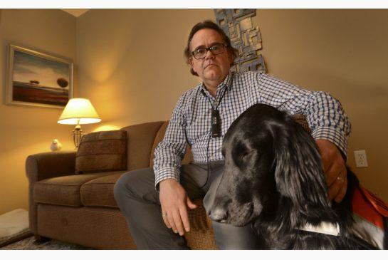 Photo by Richard Lautens, Toronto Star.